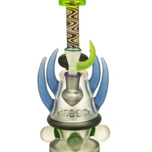 CHEECH GLASS SANDBLAST HORNS RIG (CHE-057)