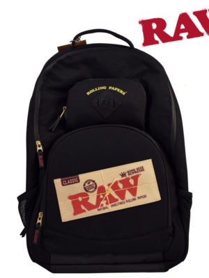 RAW BLACK BAKEPACK