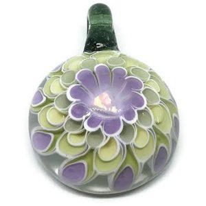 Chrispy Glass Pendant