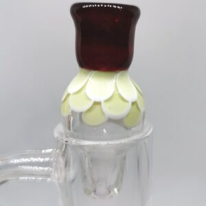 Chrispy Glass Carb Cap