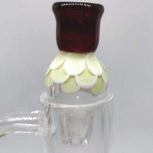 Chrispy Glass Carb Cap