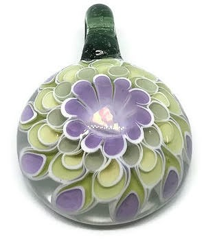 Chrispy Glass Pendant