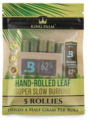 King Palm 5 Pack Rollies
