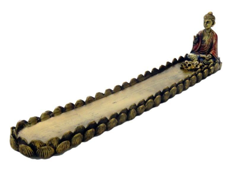 Buddha Boat Incense Burner &Bull; 2021