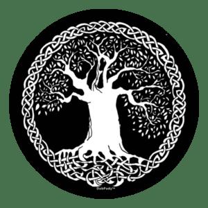 DabPadz™ 8″ Tree of Life