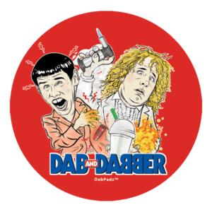 DabPadz™ 8″ Dab and Dabber