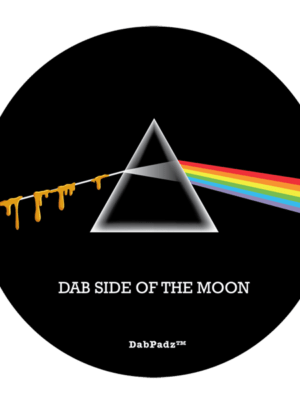 DabPadz™ 8″ Dab Side of the Moon