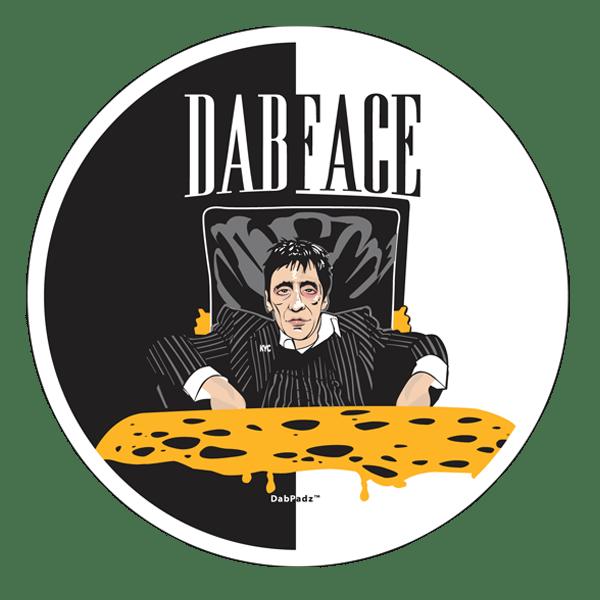 DabPadz™ 8″ Dabface