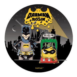 DabPadz™ 8″ Dabman and Rosin