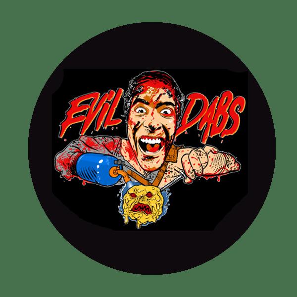 DabPadz™ 8″ Evil Dabs