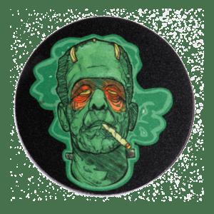 DabPadz™ 8″ Frankenstoned