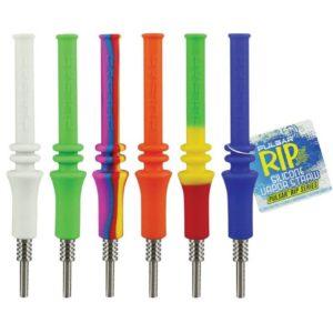 Pulsar RIP Silicone Vapor Straw w/ Titanium Tip