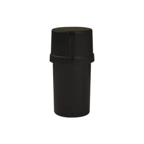 Solid Black- 20 Dram Medtainer