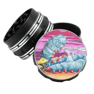 "Sean Dietrich Art - 2.25"" 4-Piece Grinder - Caterpillar"