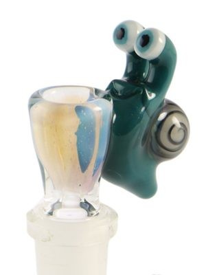 Browski Glass Snail Bowl