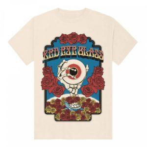 """Red Eye Glass®  """"Grateful Dead"""" T-Shirt"""