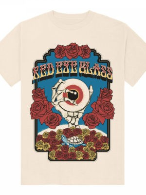 "Red Eye Glass®  ""Grateful Dead"" T-Shirt"