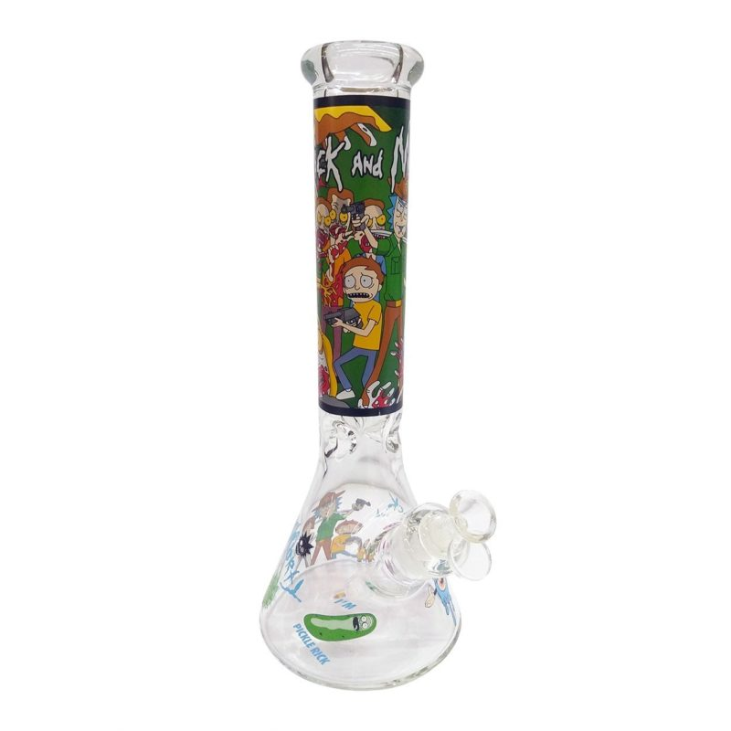 Animated Beaker Bong