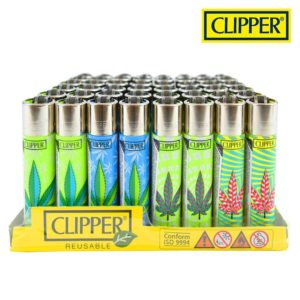 CLIPPER LEAF 7 LIGHTERS COLLECTION