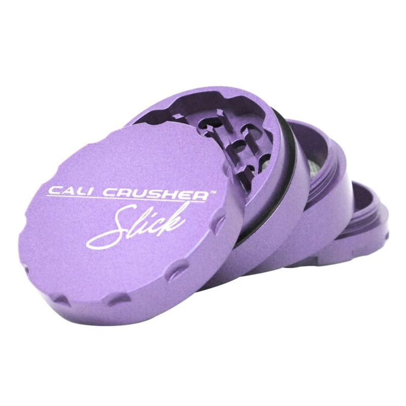 "Cali Crusher OG Slick Series - 2.5"" 4 Piece Non-Stick Pollinator"
