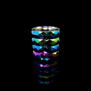 Infyniti Grinder Rainbow Shine 62mm 4 Part w/Storage