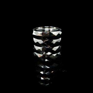 Infyniti Grinder Black Shine 62mm 4 Part w/Storage