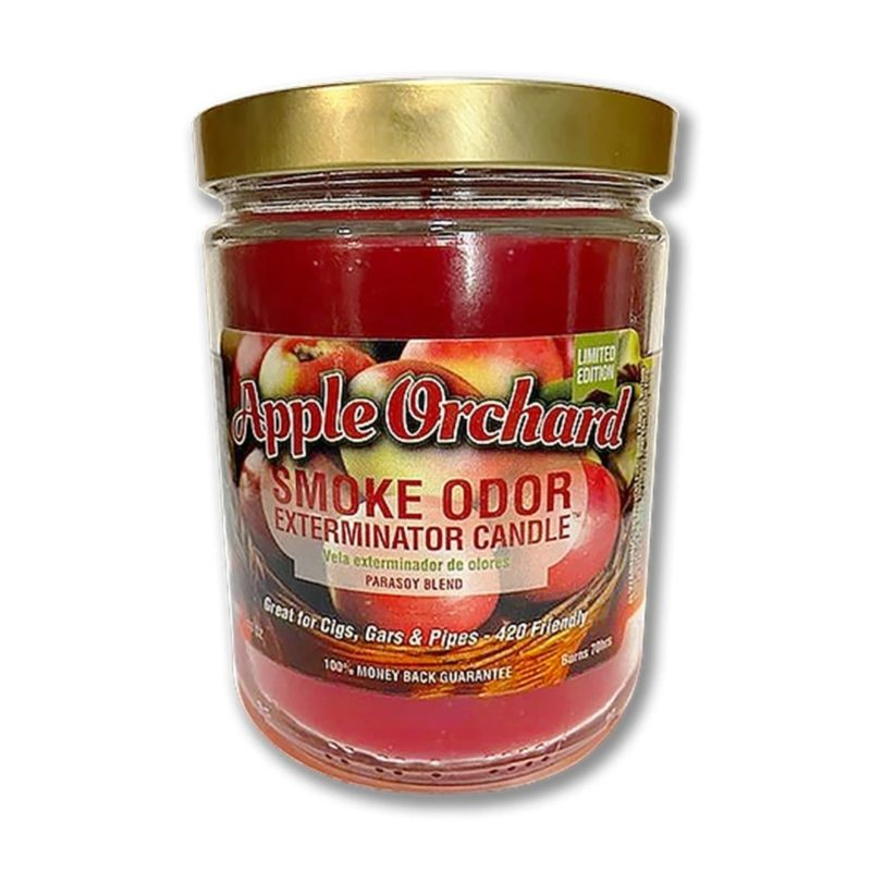 Smoke Odor - 13oz Candle - Limited Edition - Apple Orchard