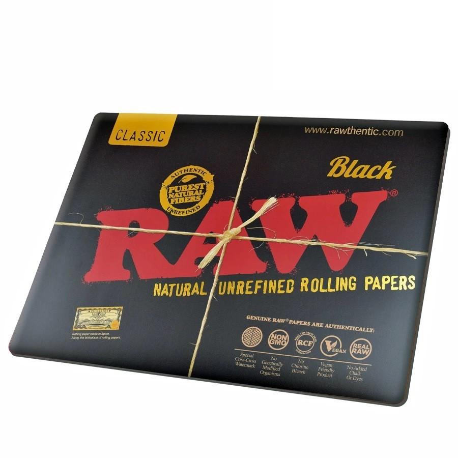 Change Mat – Raw Black &Bull; 2021