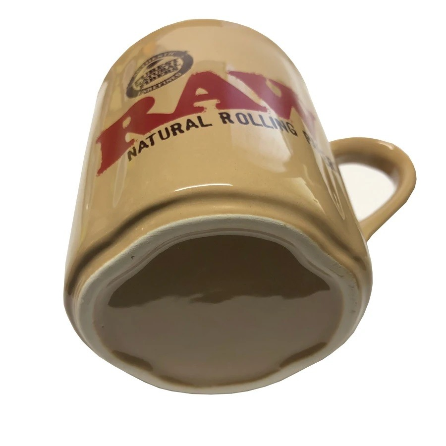 Raw Coffee Mug &Bull; 2021