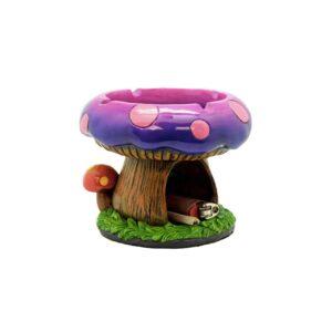 Big Mushroom Ashtray w/ Storage