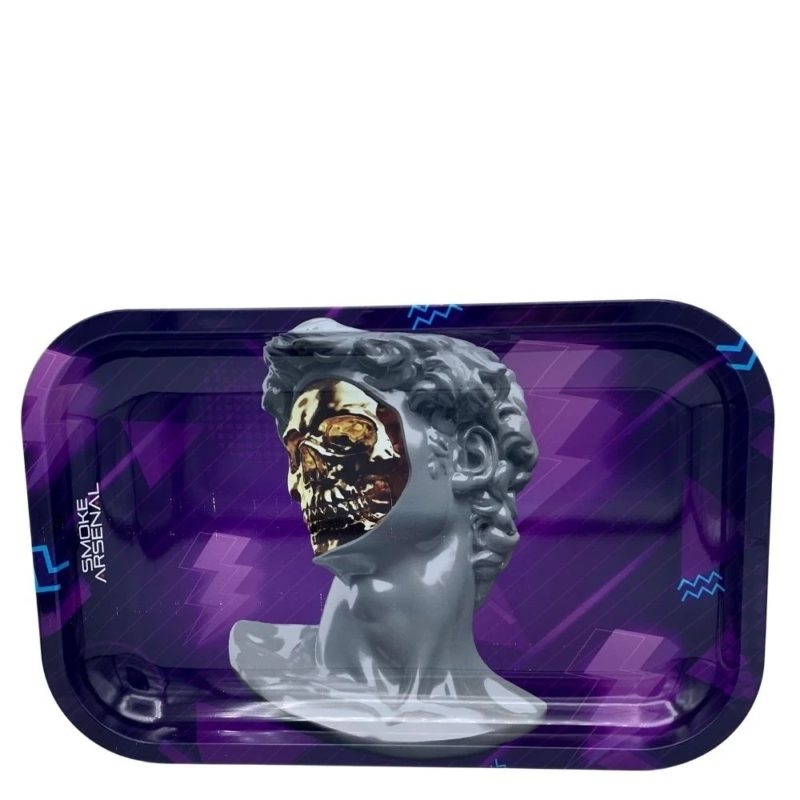 Immortal Metal Tray With 3-D Magnetic Premium Tray Cover Bundle
