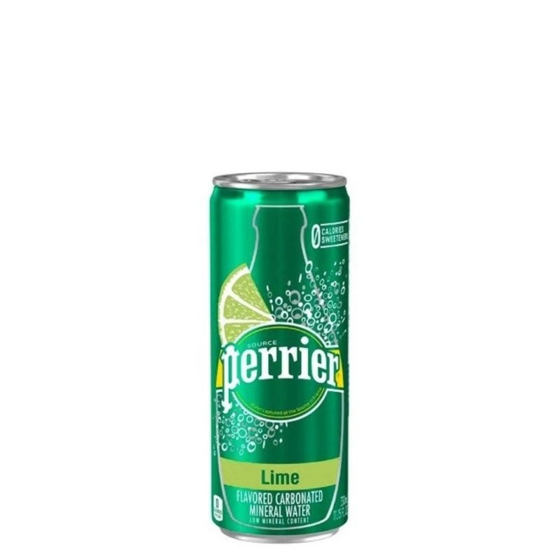 Perrier Stash Can