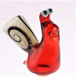 Browski Glass Snail Bowl 14mm