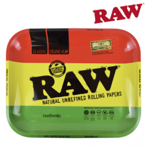 RAW RAWSTA ROLLING TRAY – LARGE