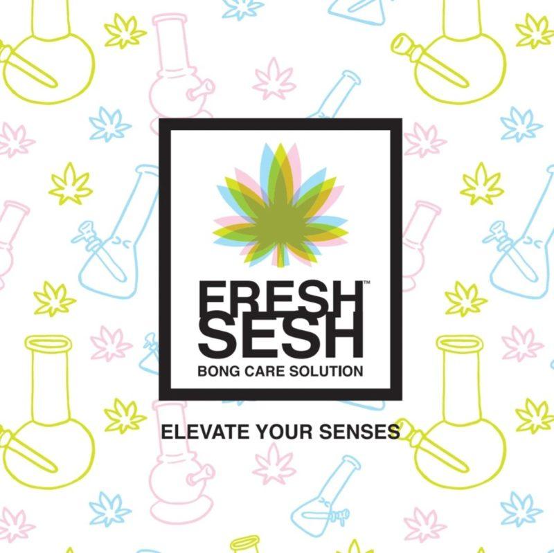 Fresh Sesh Bong Care Solution