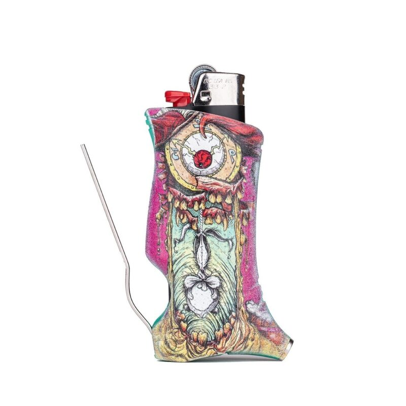 toker poker alice and wonderland collection clock maw