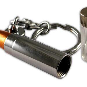 Bullet Safe Keychain