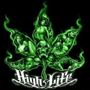 HIGH LIFE FLAG
