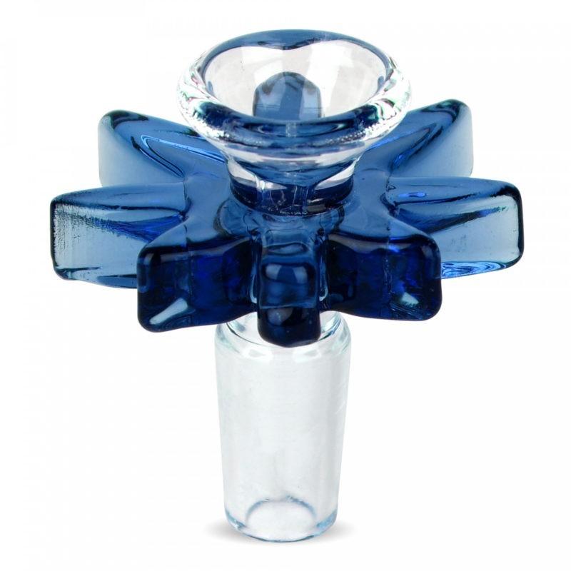 Red Eye Glass® Blue 14mm Big Leaf Pull-Out (156B)