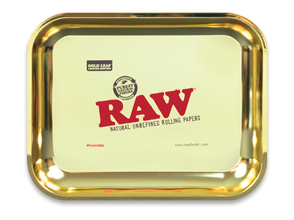 RAW Gold Tray